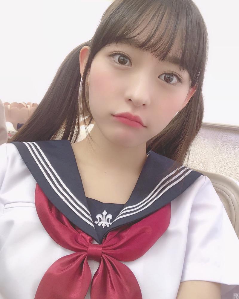 【高崎かなみグラビア画像】清純系美少女という雰囲気が可愛くてスレンダーボディがたまらない! 55