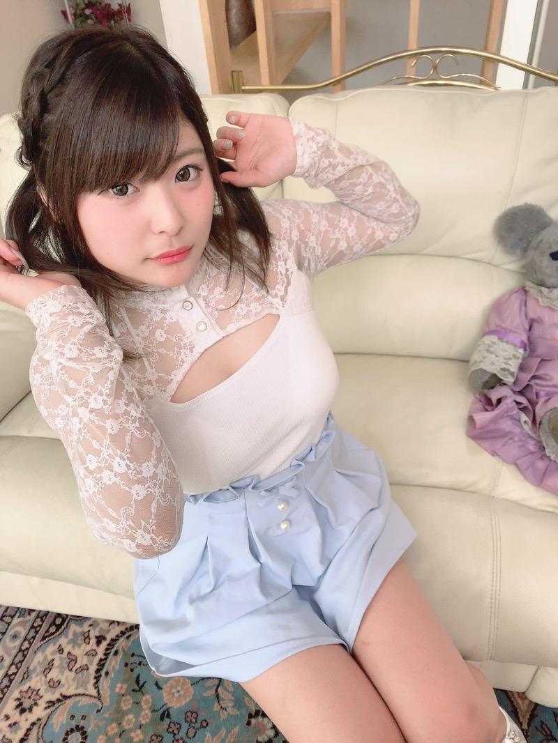 【綾瀬凛エロ画像】B86のGカップ巨乳とファーストDVDを引っさげてデビューを果たしたグラビアアイドル 36