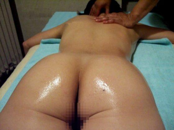 【風俗エステエロ画像】男も女も全身くまなくマッサージされて性感帯まで気持ち良くなっちゃったwwww 23