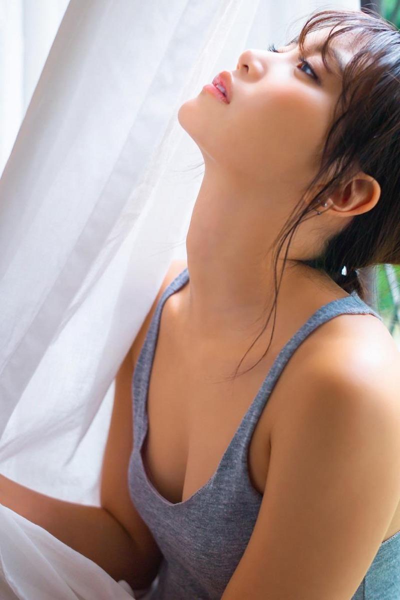 【永尾まりやグラビア画像】元AKB48アイドルが披露するグラビアアイドルにも負けないセクシーショット! 11