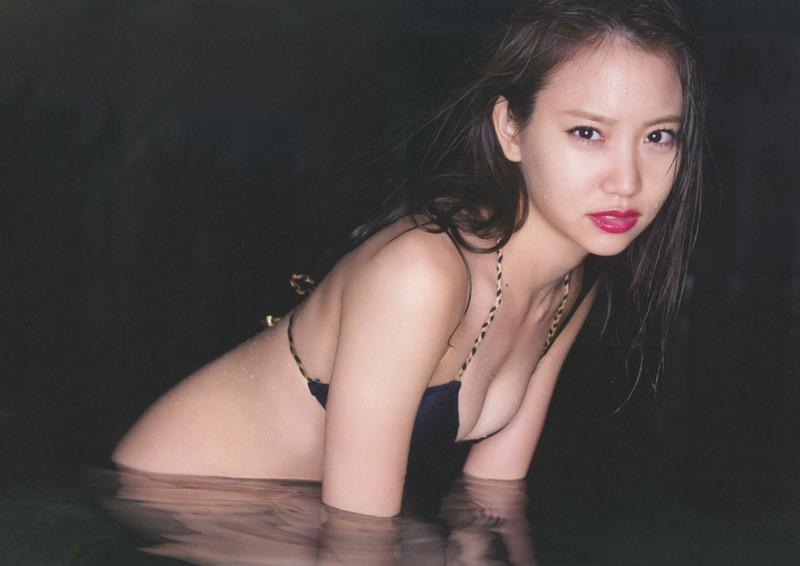 【永尾まりやグラビア画像】元AKB48アイドルが披露するグラビアアイドルにも負けないセクシーショット! 72