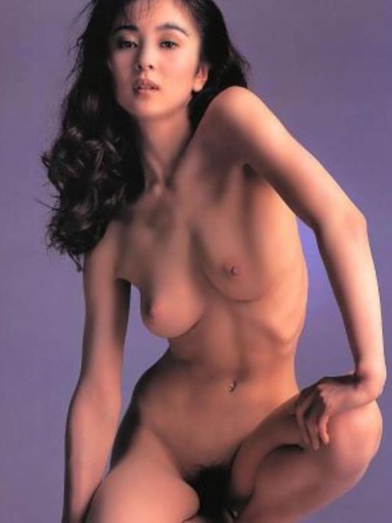 【芸能人ヌード画像】セックスシーンや写真集でヘアまで晒した滅多に見られない美人女優の全裸姿! 80