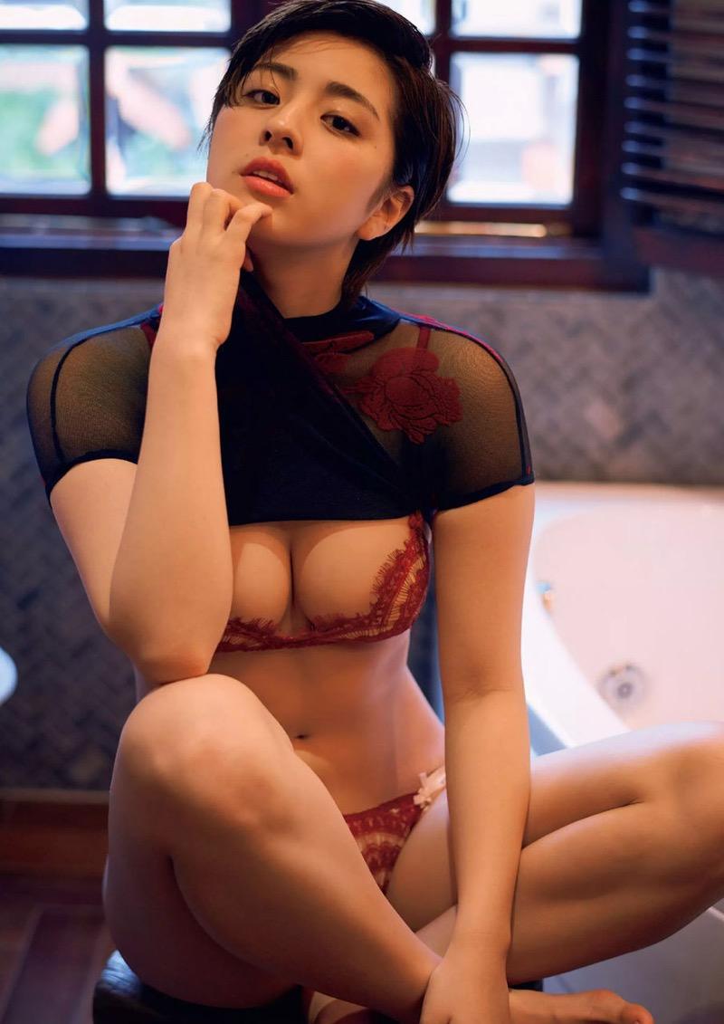 【柳ゆり菜グラビア画像】マッサンで女優としての才能を開花させたクビレボディがエロいEカップグラドル 24
