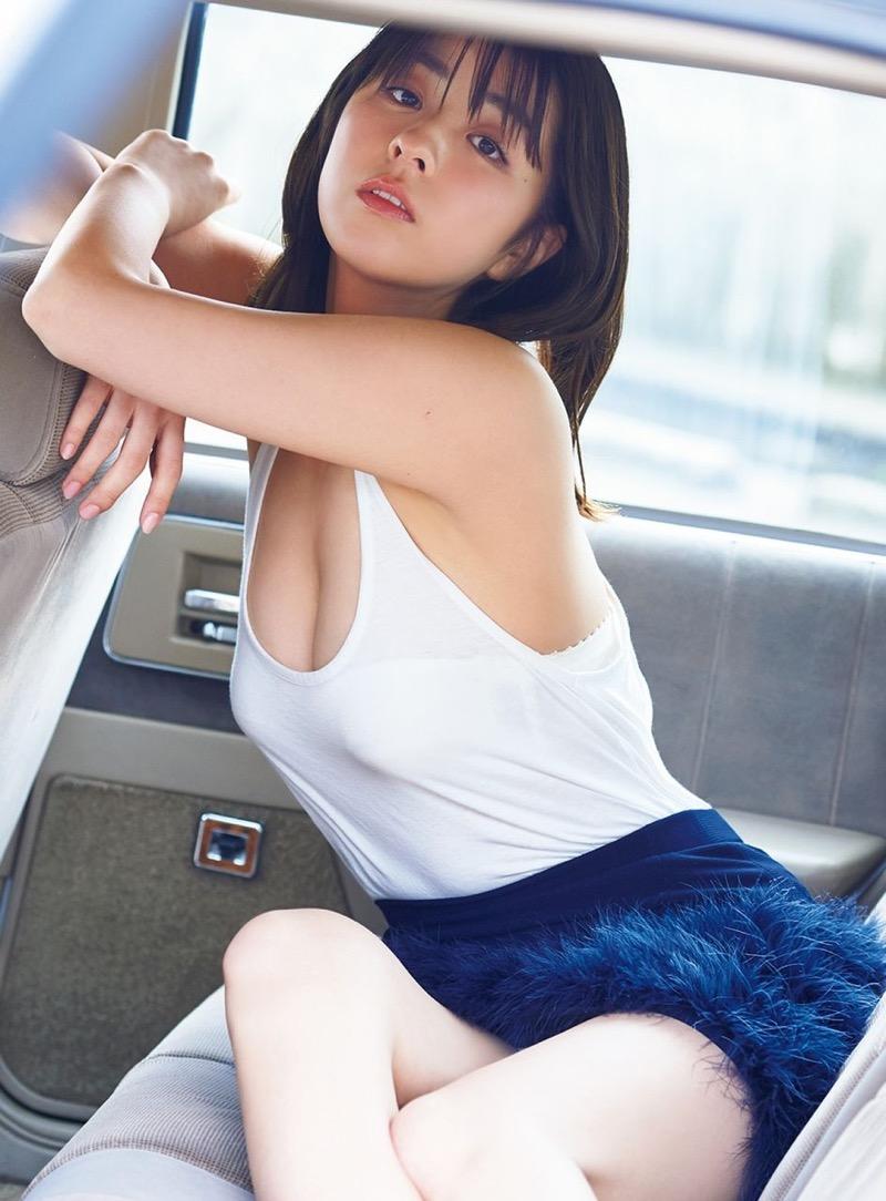 【柳ゆり菜グラビア画像】マッサンで女優としての才能を開花させたクビレボディがエロいEカップグラドル 28