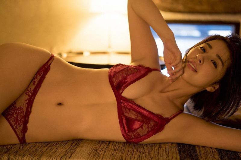 【柳ゆり菜グラビア画像】マッサンで女優としての才能を開花させたクビレボディがエロいEカップグラドル 79