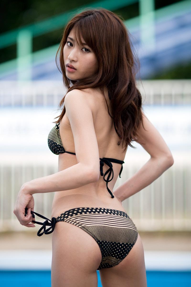 【山口沙紀グラビア画像】ギャル系のセクシーでちょっといやらしい雰囲気がヌケるDカップグラドル 42