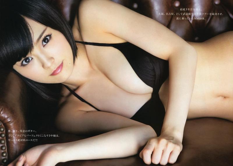 【山本彩グラビア画像】NMB48卒業後もソロシンガーとして歌手活動を貫いているスタイル抜群なお姉さん 11
