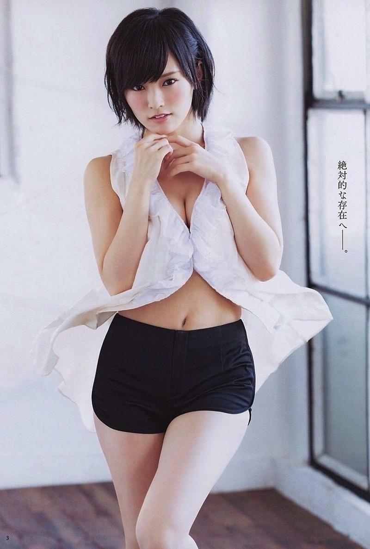 【山本彩グラビア画像】NMB48卒業後もソロシンガーとして歌手活動を貫いているスタイル抜群なお姉さん 19