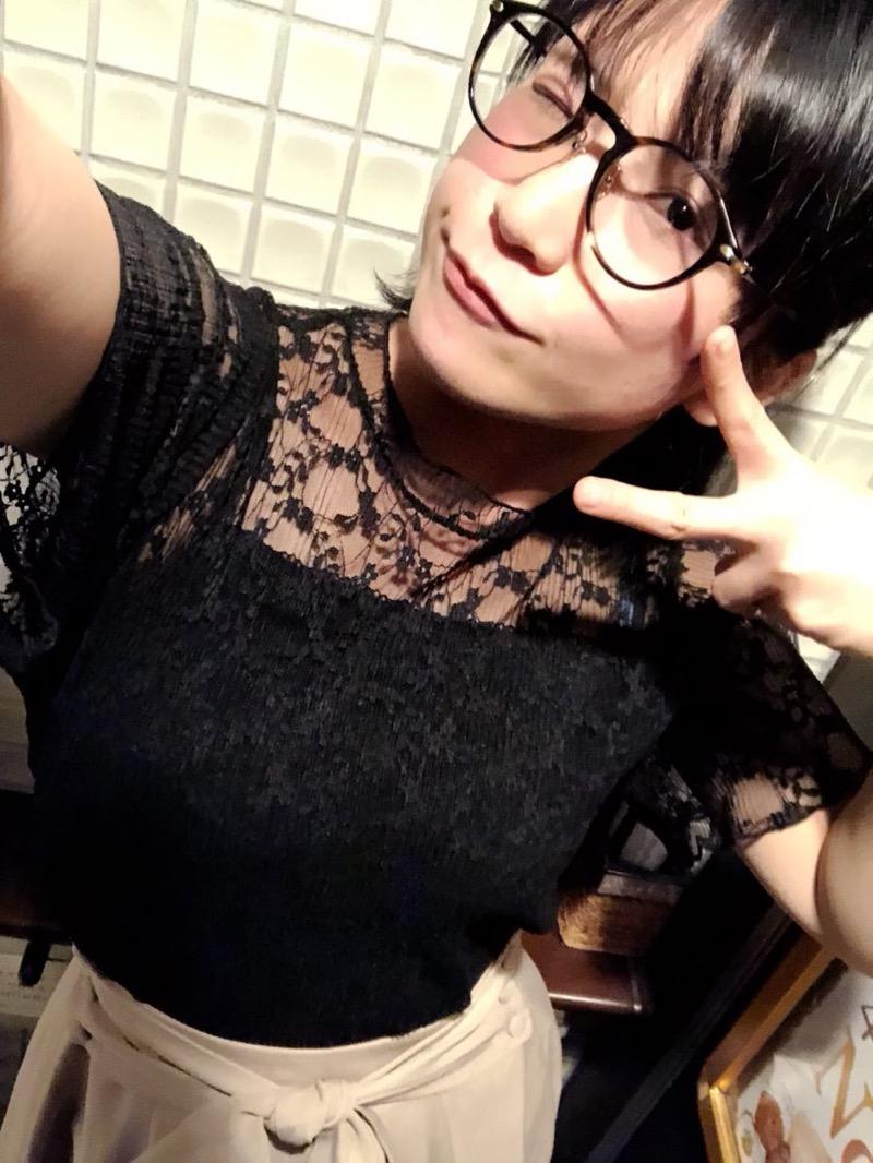 【加賀美あみエロ画像】元水泳選手っぽいショートヘアがボーイッシュなEカップ巨乳のグラビアアイドル 47