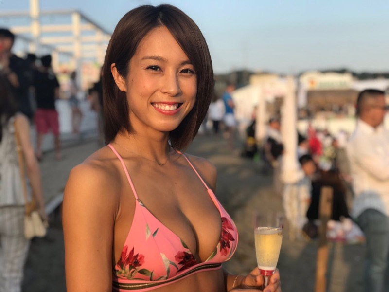 【犬童美乃梨エロ画像】Gカップ巨乳のめちゃシコなグラビアアイドルと一緒にお酒が飲めるってマジかよwwww 71