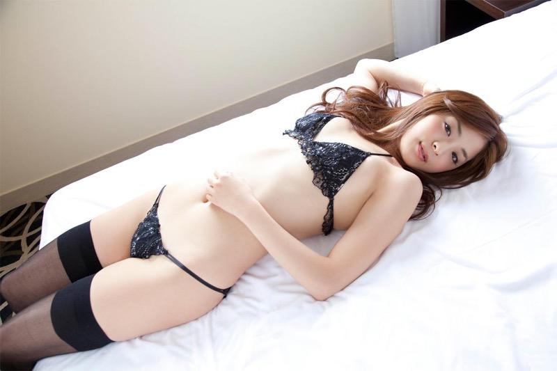 【和田絵莉グラビア画像】オッパイは大きくないけどスレンダーなりのエロいボディラインがたまらんwwww 63