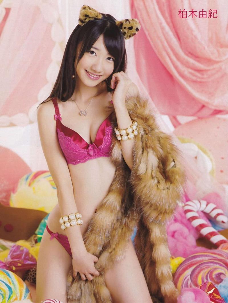 【芸能人下着画像】キレイでスタイル抜群な女性タレントのエロいランジェリー姿で抜いたわwwww 27