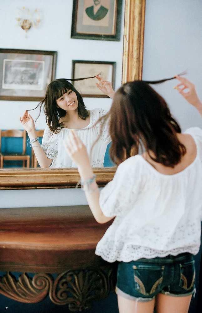 【西野七瀬グラビア画像】元乃木坂46アイドルの美少女がセクシーなランジェリー姿で悩殺してきたwwww 11