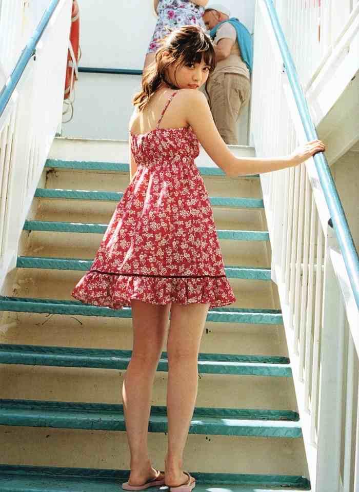【西野七瀬グラビア画像】元乃木坂46アイドルの美少女がセクシーなランジェリー姿で悩殺してきたwwww 18