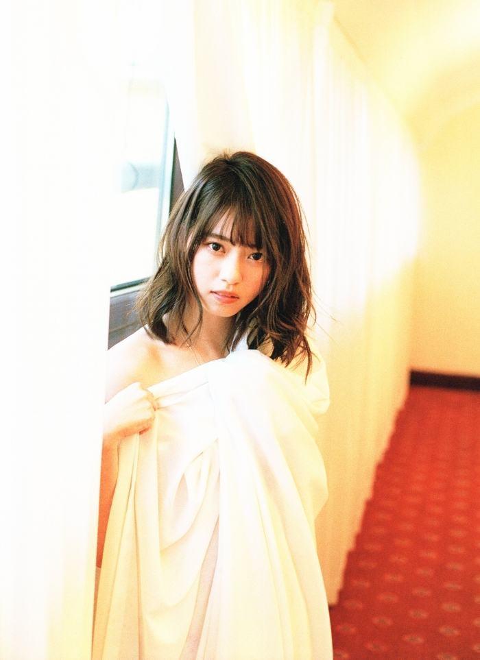 【西野七瀬グラビア画像】元乃木坂46アイドルの美少女がセクシーなランジェリー姿で悩殺してきたwwww 29