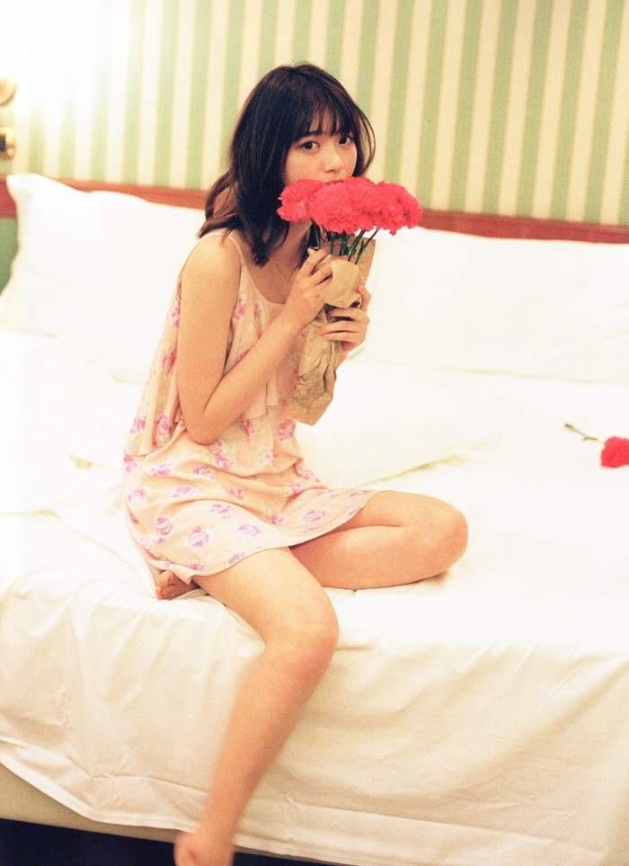 【西野七瀬グラビア画像】元乃木坂46アイドルの美少女がセクシーなランジェリー姿で悩殺してきたwwww 34