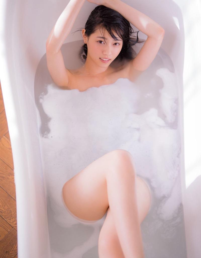 【西野七瀬グラビア画像】元乃木坂46アイドルの美少女がセクシーなランジェリー姿で悩殺してきたwwww 56