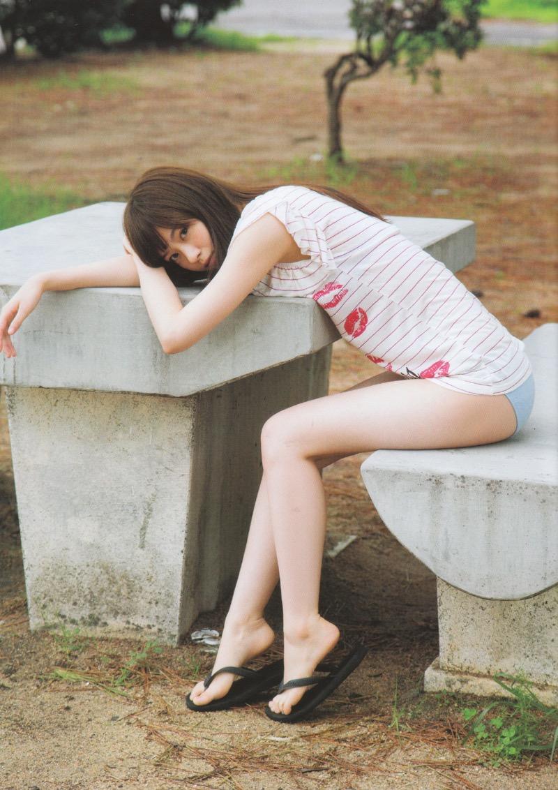 【西野七瀬グラビア画像】元乃木坂46アイドルの美少女がセクシーなランジェリー姿で悩殺してきたwwww 66