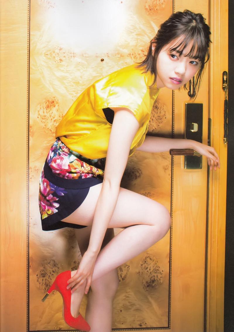 【西野七瀬グラビア画像】元乃木坂46アイドルの美少女がセクシーなランジェリー姿で悩殺してきたwwww 70