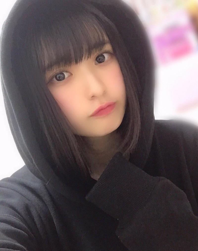 【山田南実グラビア画像】黒髪ボブヘアが美少女感あってめちゃくちゃ可愛いくてチンコ勃つわwwww 24