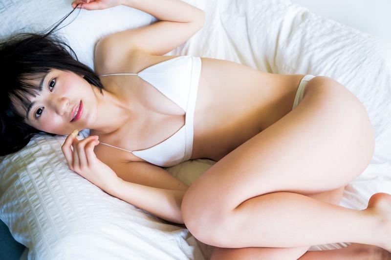 【山田南実グラビア画像】黒髪ボブヘアが美少女感あってめちゃくちゃ可愛いくてチンコ勃つわwwww 79