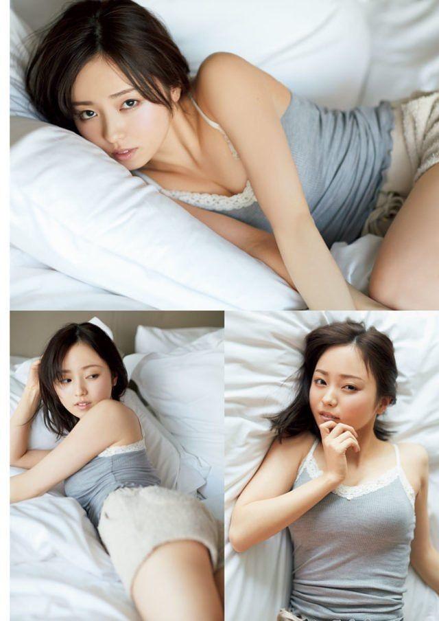 【今泉佑唯エロ画像】アイドルグループ欅坂46で一期生を務めた美少女の健康的なグラビア画像 23