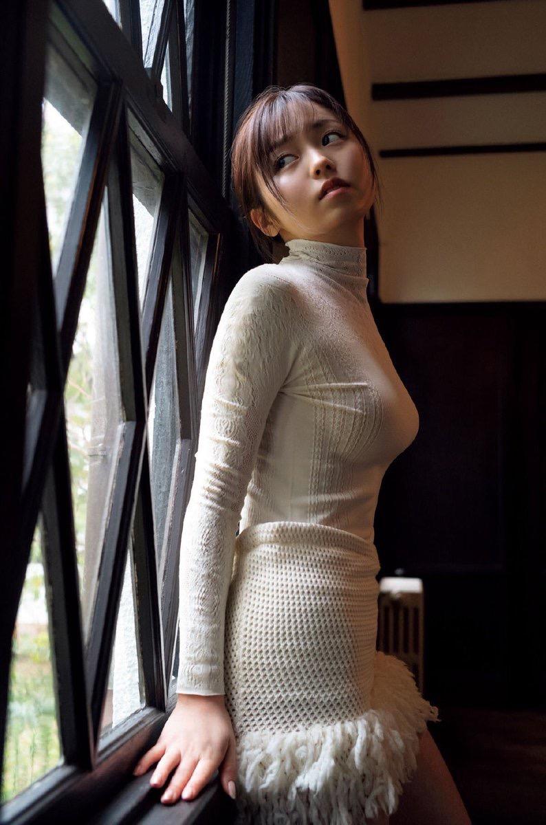【今泉佑唯エロ画像】アイドルグループ欅坂46で一期生を務めた美少女の健康的なグラビア画像 45