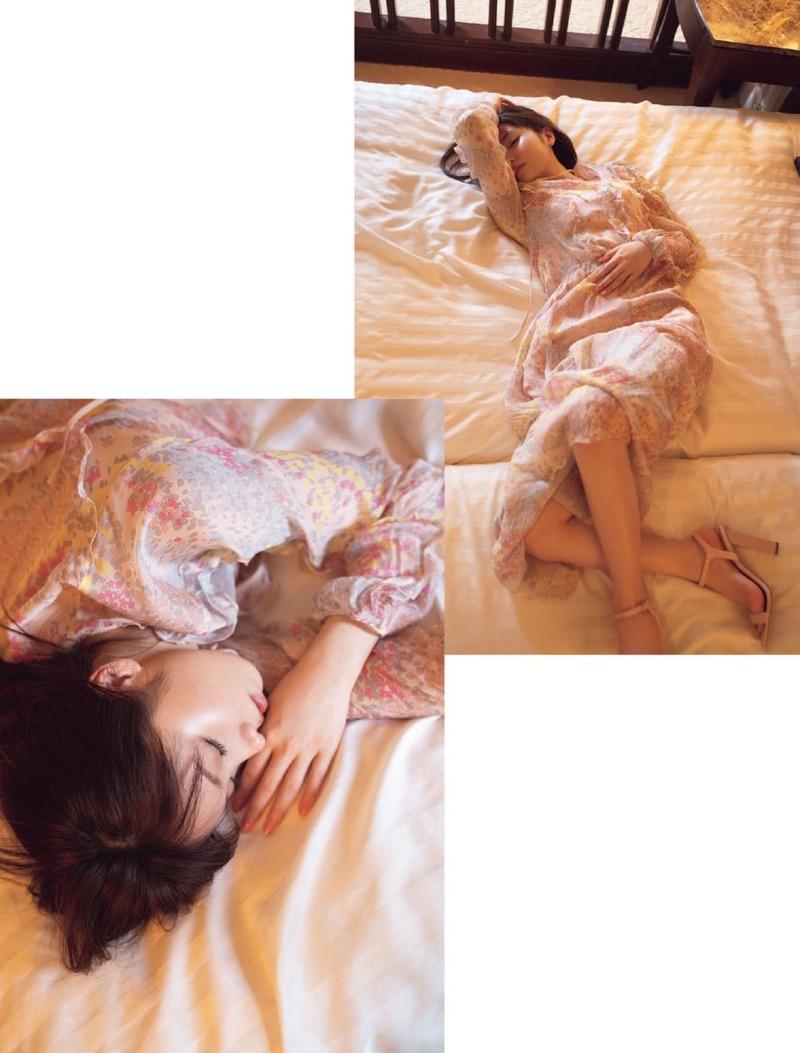 【今泉佑唯エロ画像】アイドルグループ欅坂46で一期生を務めた美少女の健康的なグラビア画像 62