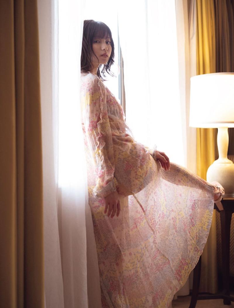 【今泉佑唯エロ画像】アイドルグループ欅坂46で一期生を務めた美少女の健康的なグラビア画像 64