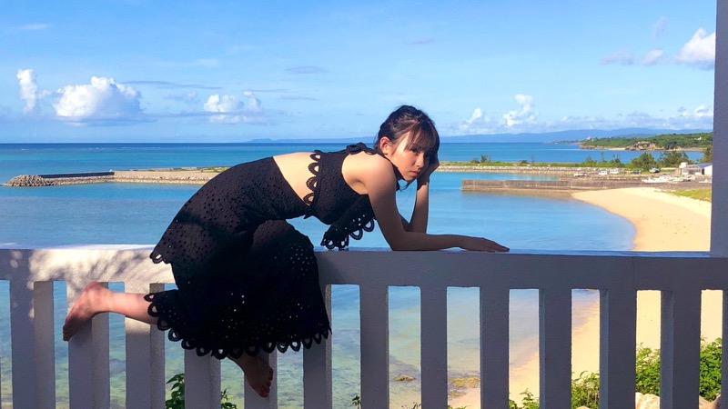 【今泉佑唯エロ画像】アイドルグループ欅坂46で一期生を務めた美少女の健康的なグラビア画像 74