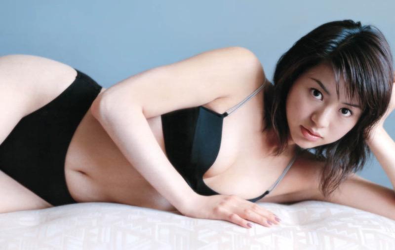 【井川遥グラビア画像】40歳を越えて近頃インスタで綺麗と囁かれている美熟女が昔撮ったセクシー画像 64