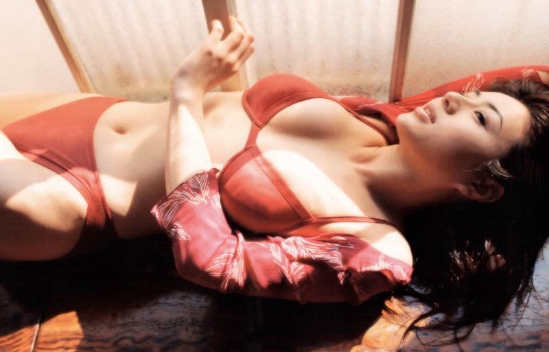【井川遥グラビア画像】40歳を越えて近頃インスタで綺麗と囁かれている美熟女が昔撮ったセクシー画像 65