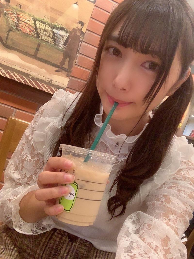 【南沙羽エロ画像】Fカップ巨乳の谷間をツイッターで見せつけてるサービス満点なグラビアアイドル 40