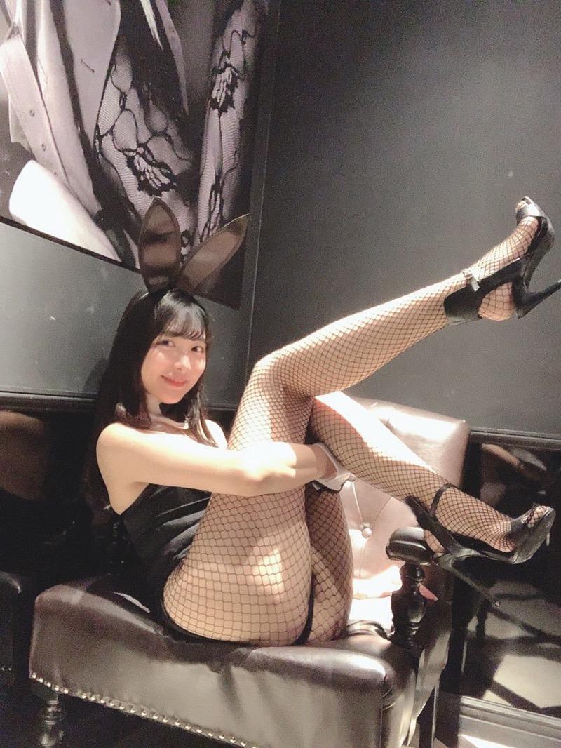 【南沙羽エロ画像】Fカップ巨乳の谷間をツイッターで見せつけてるサービス満点なグラビアアイドル 46