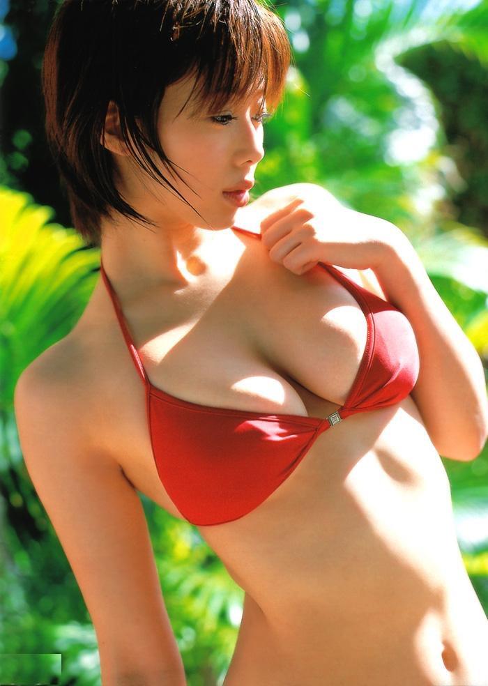【井上和香グラビア画像】かつて「ワカパイ」と呼ばれたFカップ巨乳のグラビアアイドルの現在は? 29