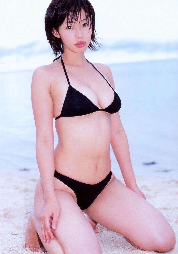 【井上和香グラビア画像】かつて「ワカパイ」と呼ばれたFカップ巨乳のグラビアアイドルの現在は? 30