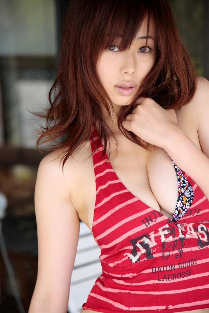 【井上和香グラビア画像】かつて「ワカパイ」と呼ばれたFカップ巨乳のグラビアアイドルの現在は? 42