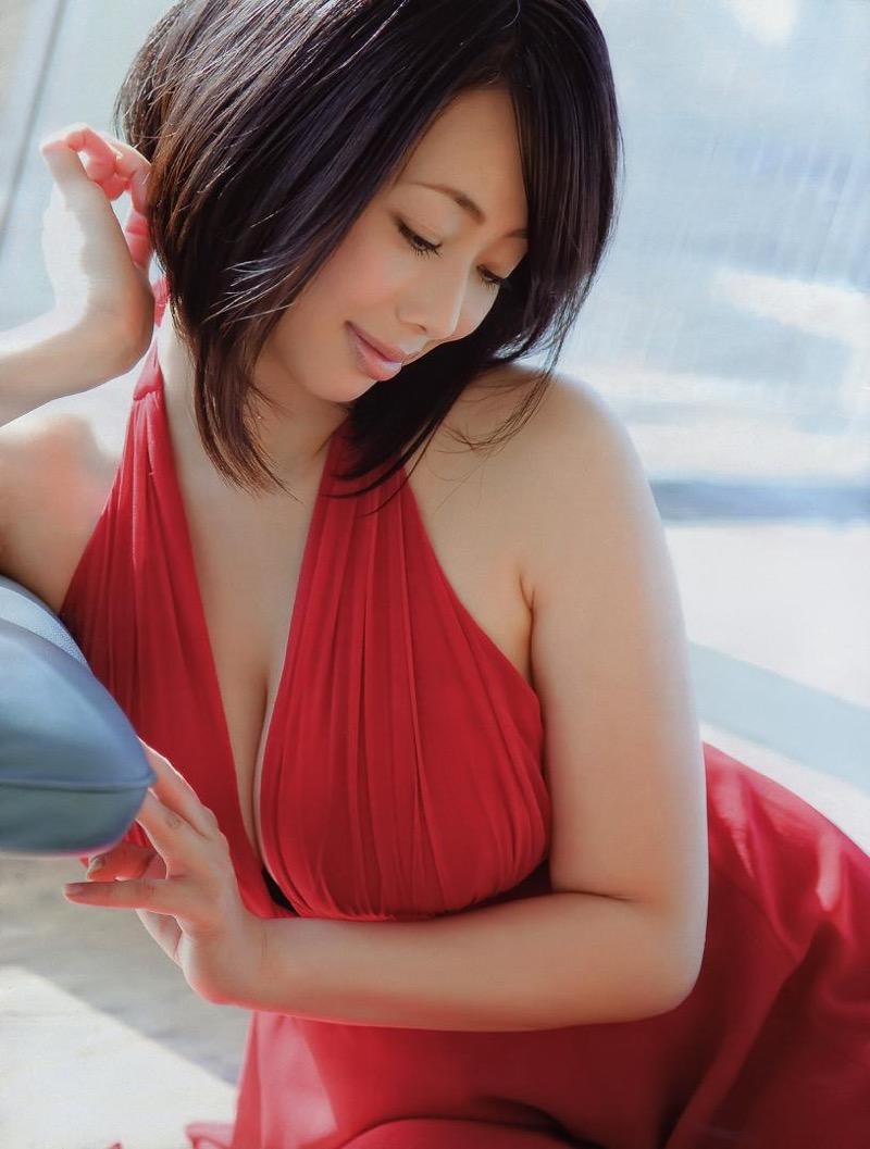 【井上和香グラビア画像】かつて「ワカパイ」と呼ばれたFカップ巨乳のグラビアアイドルの現在は? 57