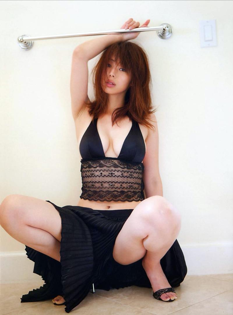 【井上和香グラビア画像】かつて「ワカパイ」と呼ばれたFカップ巨乳のグラビアアイドルの現在は? 77