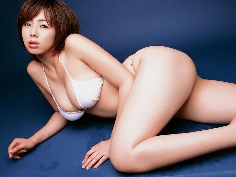 【井上和香グラビア画像】かつて「ワカパイ」と呼ばれたFカップ巨乳のグラビアアイドルの現在は? 81