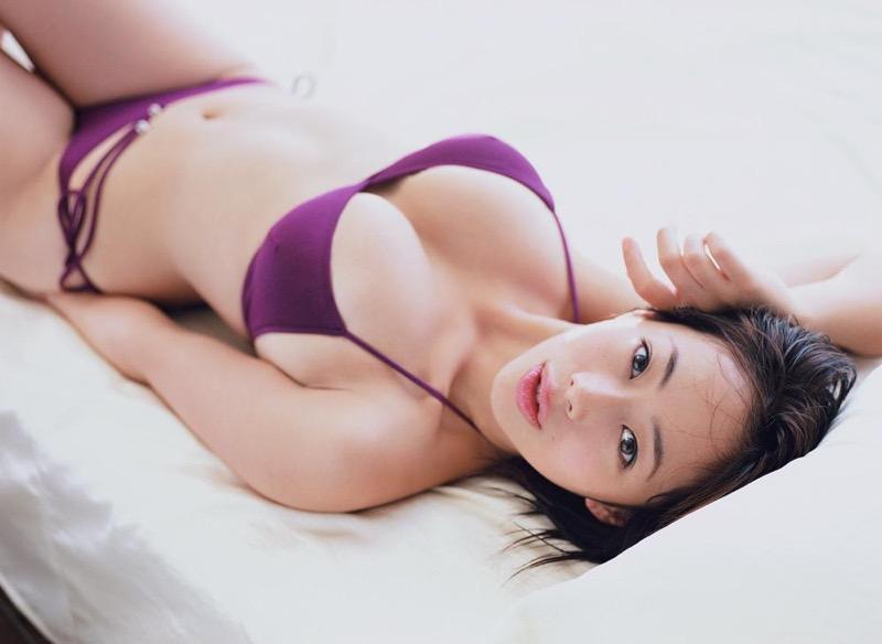 【井上和香グラビア画像】かつて「ワカパイ」と呼ばれたFカップ巨乳のグラビアアイドルの現在は? 92