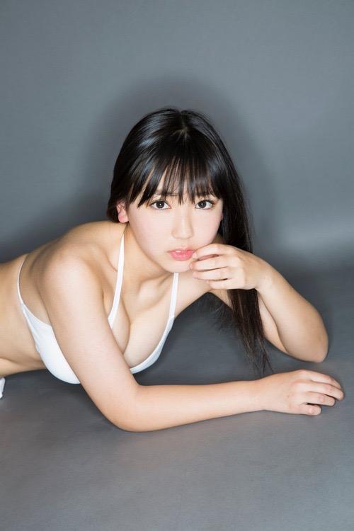 【沢口愛華グラビア画像】美少女コンテストでグランプリを獲っただけあって可愛くてオナネタになるわwwww 03