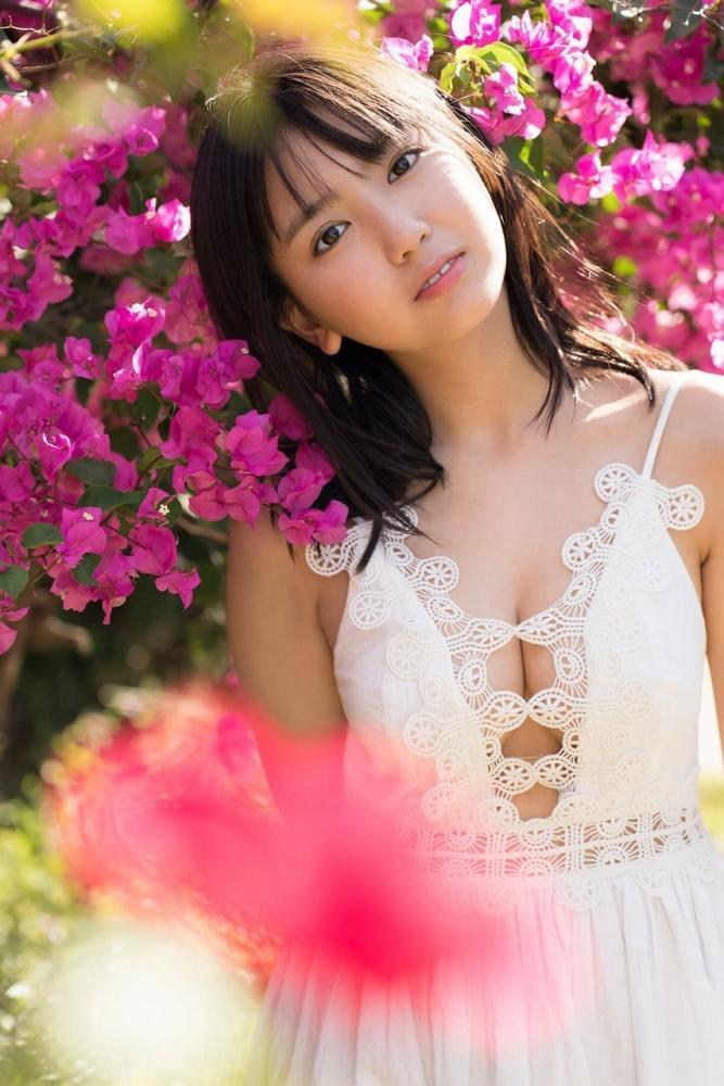 【沢口愛華グラビア画像】美少女コンテストでグランプリを獲っただけあって可愛くてオナネタになるわwwww 51
