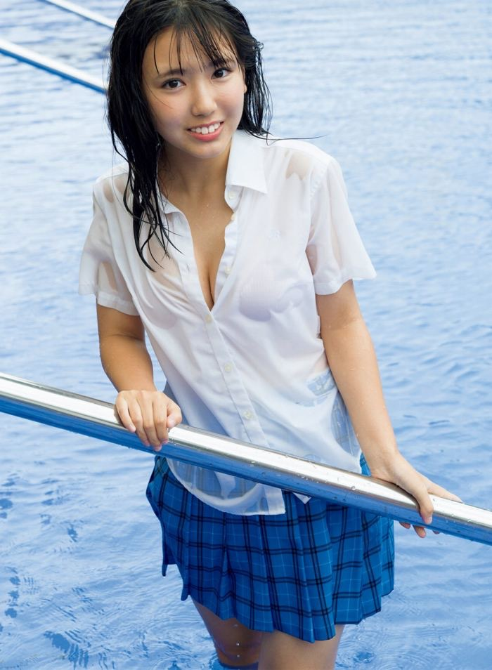 【沢口愛華グラビア画像】美少女コンテストでグランプリを獲っただけあって可愛くてオナネタになるわwwww 52