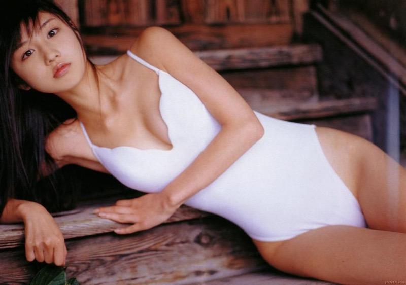 【小倉優子グラビア画像】あどけないからセクシーまで幅広くグラビアアイドルをやっていた元こりん星人w 77