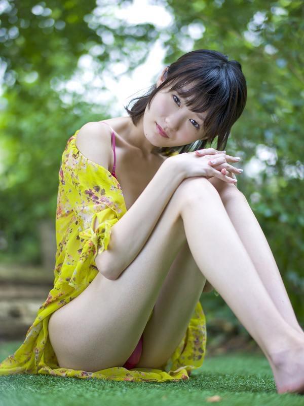 【しほの涼グラビア画像】美少女エロアニメ「くりいむレモン」で亜美役を演じたジュニアアイドルの現在は? 53