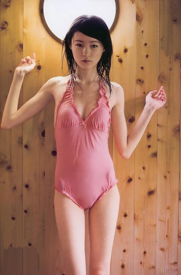 【しほの涼グラビア画像】美少女エロアニメ「くりいむレモン」で亜美役を演じたジュニアアイドルの現在は? 62