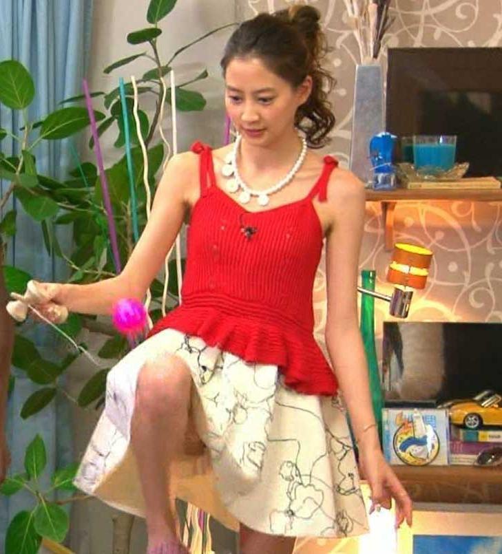 【河北麻友子キャプ画像】美人ファッションモデルが胸元が見えそうなシーンをキャプチャーしたったwwww 37