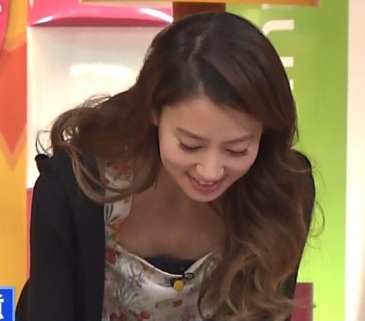 【河北麻友子キャプ画像】美人ファッションモデルが胸元が見えそうなシーンをキャプチャーしたったwwww 39