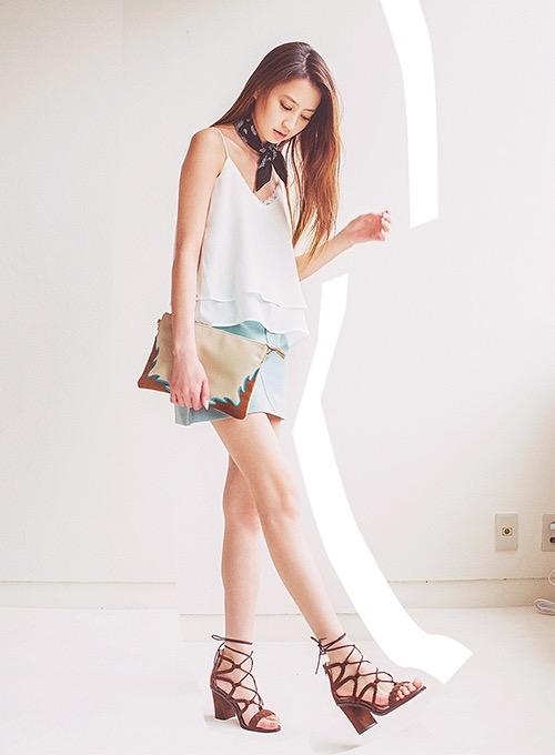 【河北麻友子キャプ画像】美人ファッションモデルが胸元が見えそうなシーンをキャプチャーしたったwwww 46